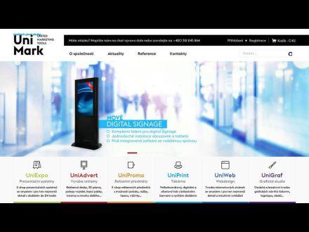 www.unimark.cz