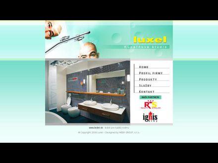 www.luxel.sk