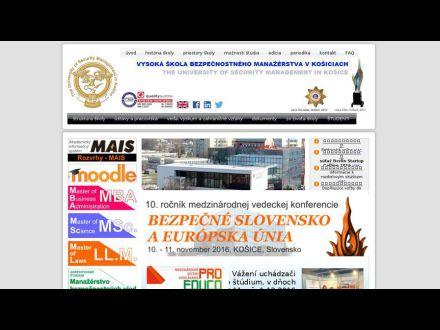 www.vsbm.sk