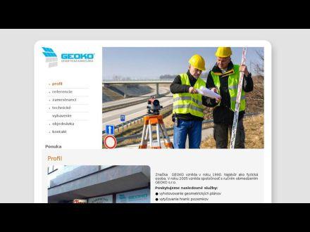 www.geoko.sk