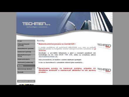 www.techmen.sk