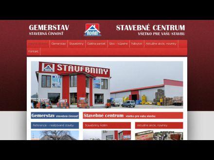 www.adamcentrum.sk
