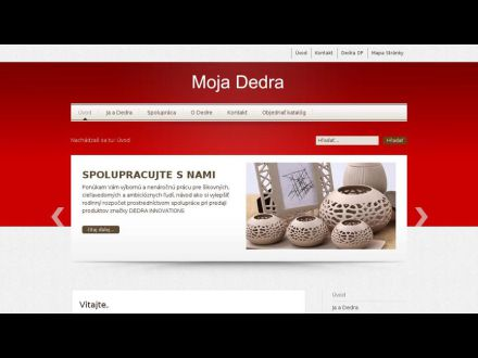 www.mojadedra.sk
