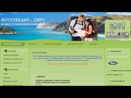 www.novyzeland.info