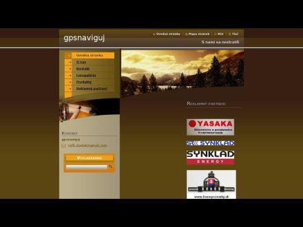 www.gpsnaviguj.webnode.sk