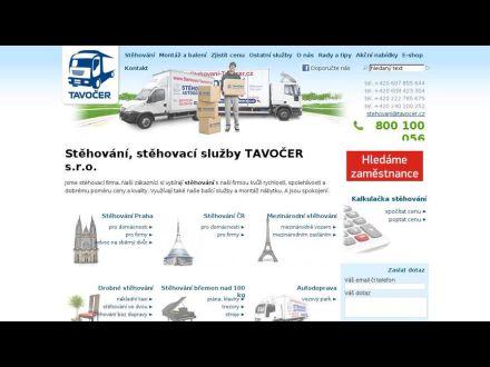 www.stehovani-tavocer.cz