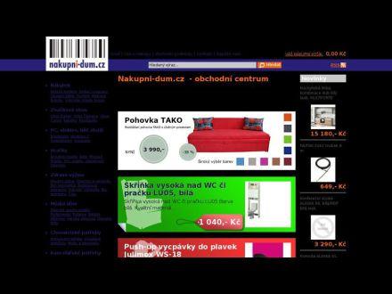 www.nakupni-dum.cz