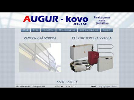 www.augur-kovo.cz