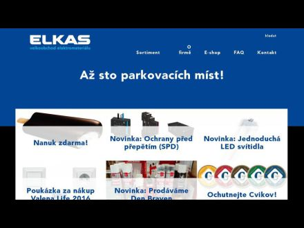 www.elkas.cz