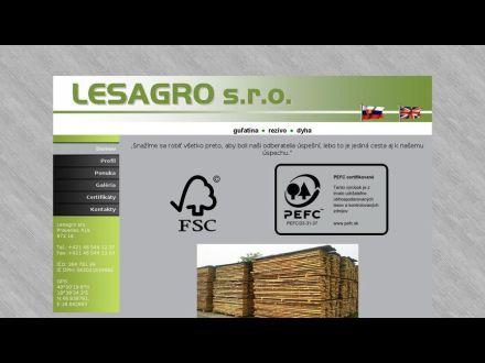 www.lesagro.sk