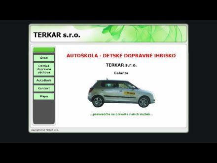 www.terkar.sk