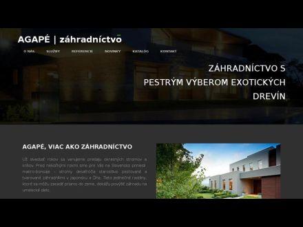 www.agape.sk