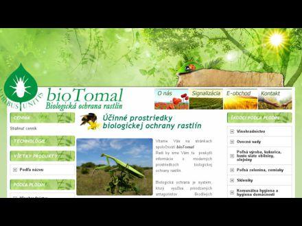 www.biotomal.sk
