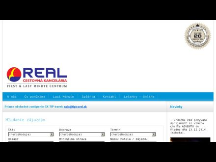 www.ckreal.sk