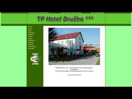 www.tphoteldruzba.sk