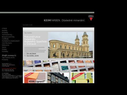 www.keim.cz