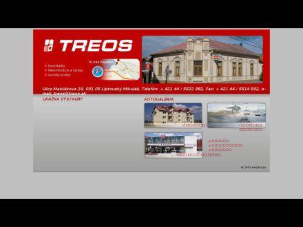 www.treos.sk