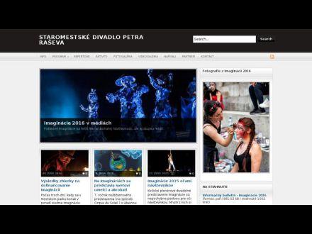 www.staromestske-divadlo.sk