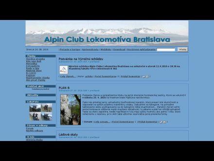 www.aclokomotiva.sk