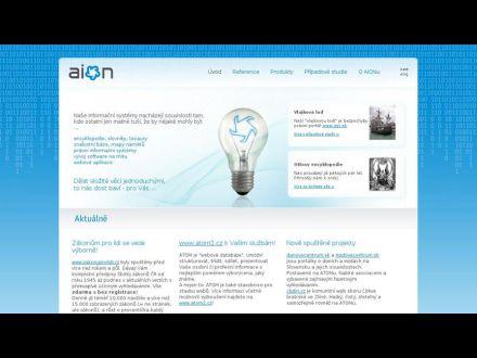 www.aion.cz