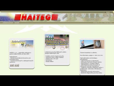 www.haiteg.sk