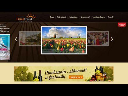 www.primatravel.sk