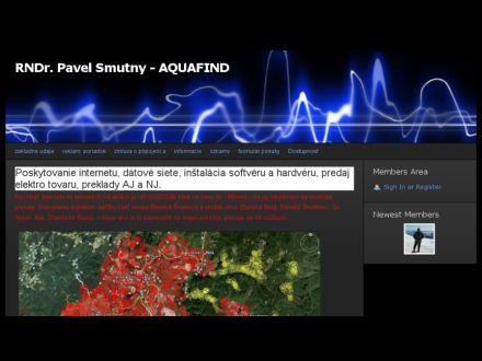 www.pavelsmutnyaquafind.webs.com