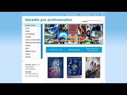 www.narimex.sk