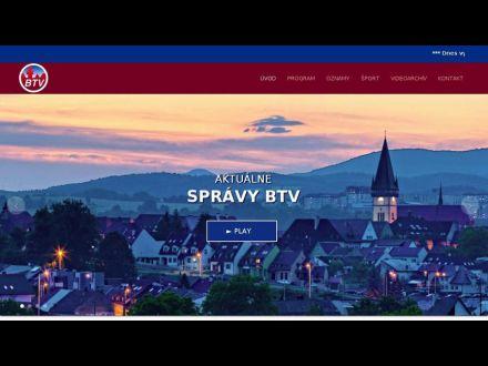 www.bardejovskatv.sk