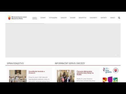 www.biskupstvo-nitra.sk