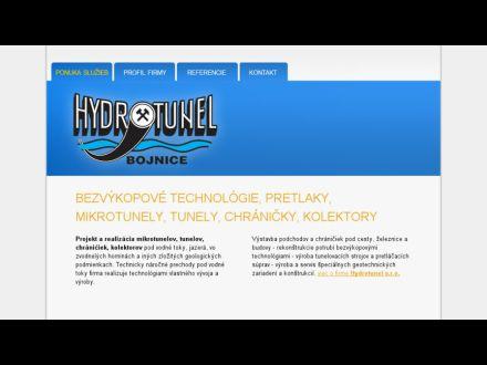 www.hydrotunel.sk