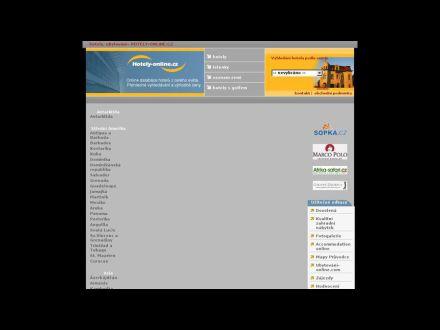 www.hotely-online.cz