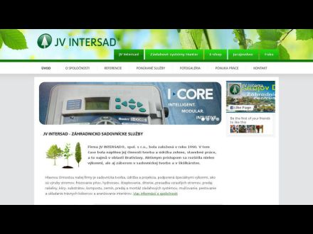 www.intersad.sk