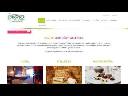 www.hotelborovica.sk