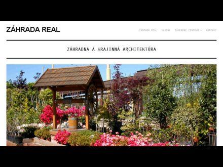 www.zahradareal.sk