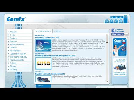 www.cemix.sk
