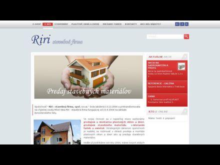 www.riri.sk