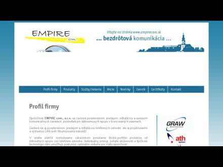 www.empirecom.sk