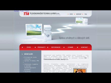 www.tta.sk