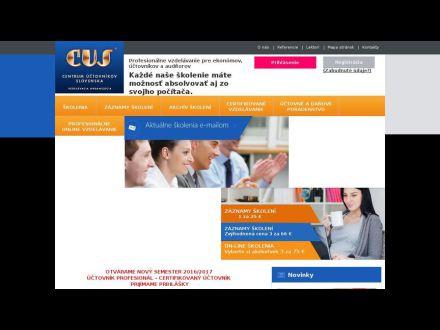 www.cus.sk