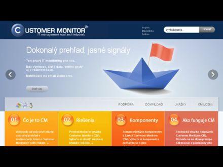 www.customermonitor.sk