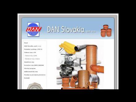 www.danslovakia.sk