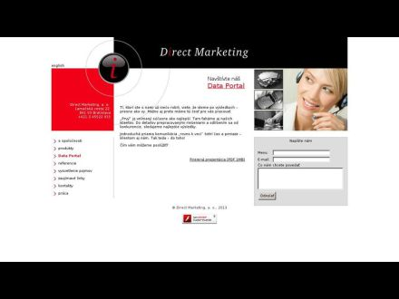 www.directmarketing.sk