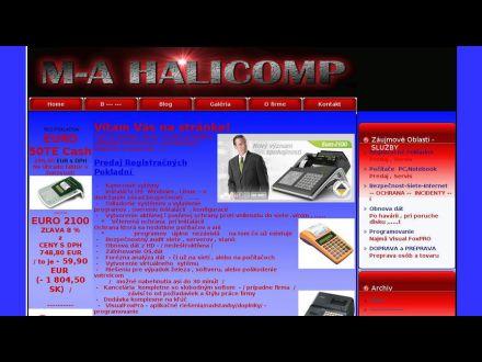 www.halicomp.sk