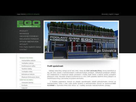 www.ego.sk