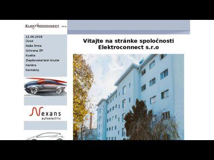 www.elektroconnect.sk