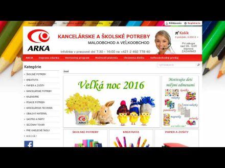 www.arka.sk