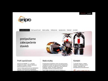 www.enipro.sk