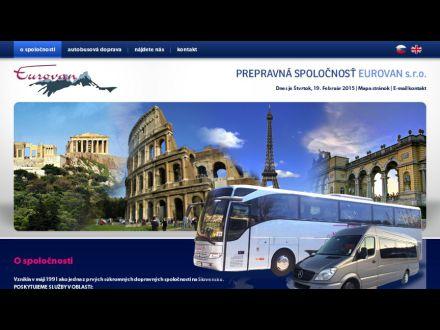 www.eurovan-po.sk