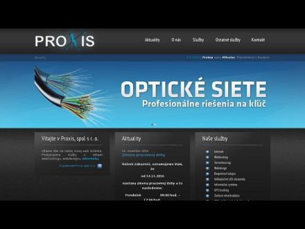 www.proxis.sk